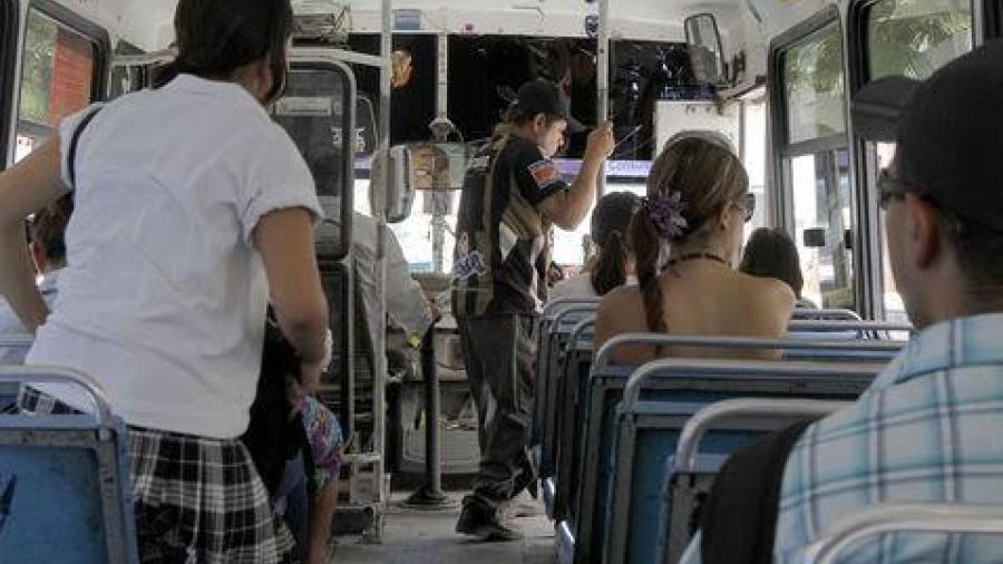 Ante incremento de combustibles aumentaría tarifa del transporte público
