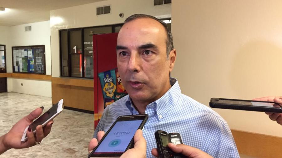 Baja la deuda en Matamoros: Alfredo Garza