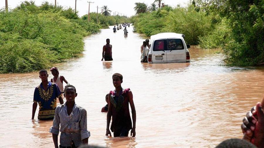 Inundaciones en Sudán dejan más de 80 muertos