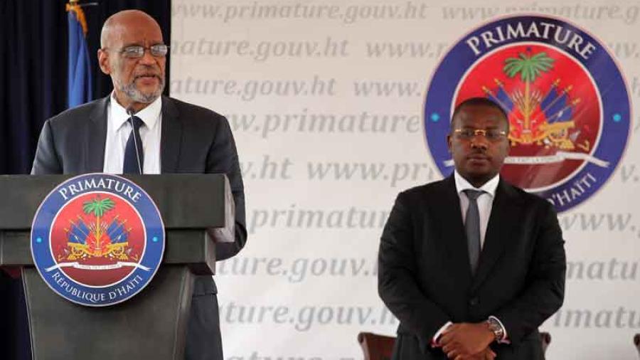 Piden acusar a primer ministro de Haití por asesinato de presidente Moise