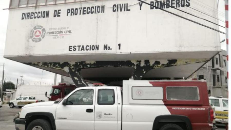 Confirma Protección Civil 5 muertes relacionadas al intenso frio en Matamoros