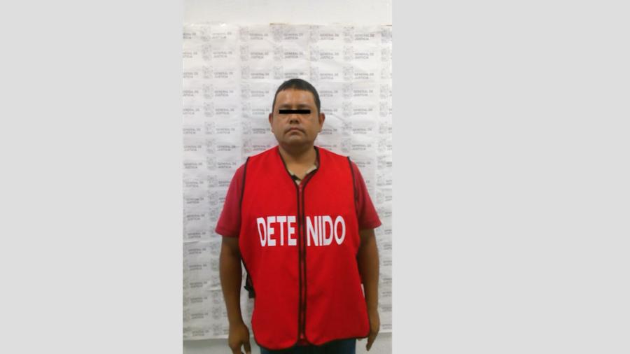 Arrestan a sujeto acusado de violación equiparada