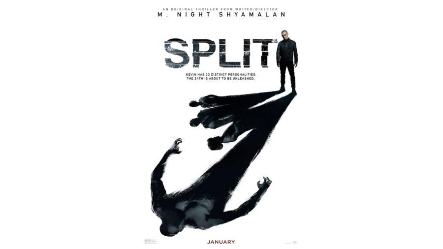 """""""Split"""", la cinta más taquillera"""