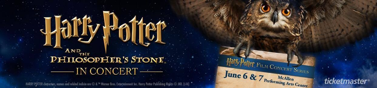 Harry Potter And The Philosopher´s Stone In Concert