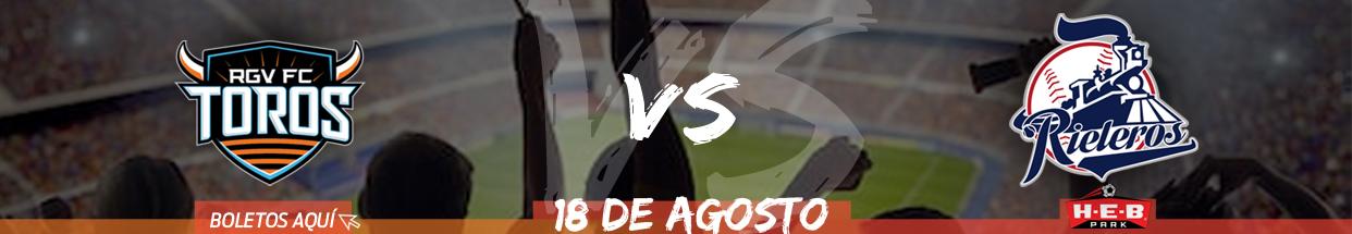 Toros FC - Agosto