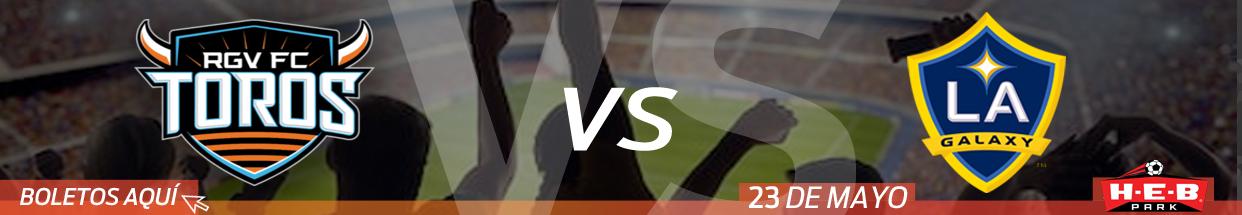 Toros FC - LA Galaxy II