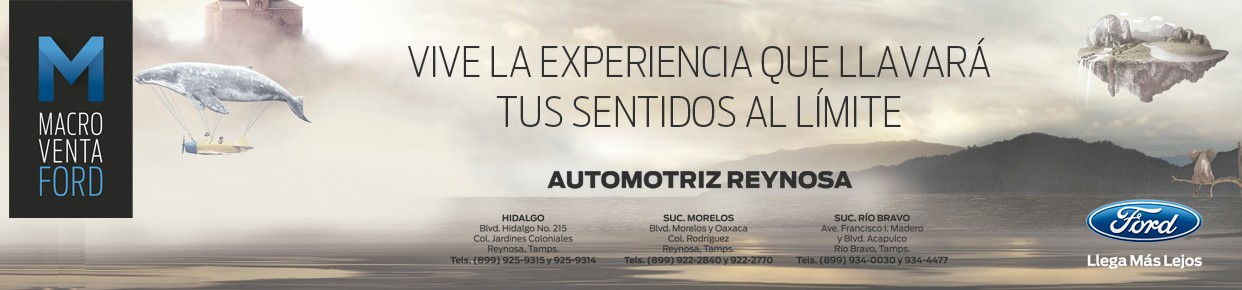 Ford Reynosa
