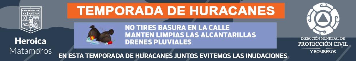 Matamoros - Huracanes