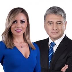 Alejandro Cacho y Blanca Becerril