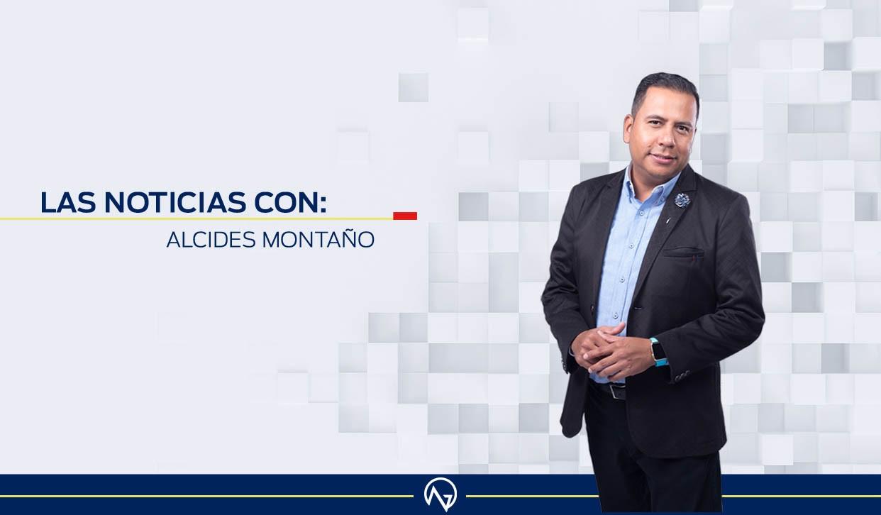 Alcides Montaño